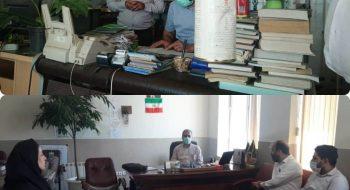 بازدید از داروخانه های گیاهپزشکی شهرستان آبیک