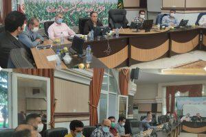 اولین نشست تخصصی طرح تحقیقی-ترویجی- توسعه ای افزایش تولید و بهبود کیفیت ذرت